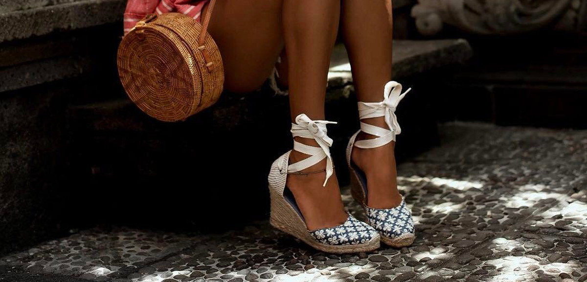 Chic & Comfy Espadrilles To See You Through Summer