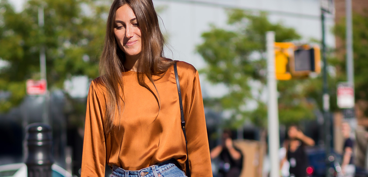 These Are 16 Chic Blouses You Need To See