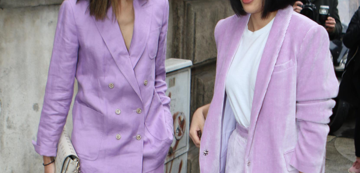 For The Love of Lilac: The Shade To Wear This Season