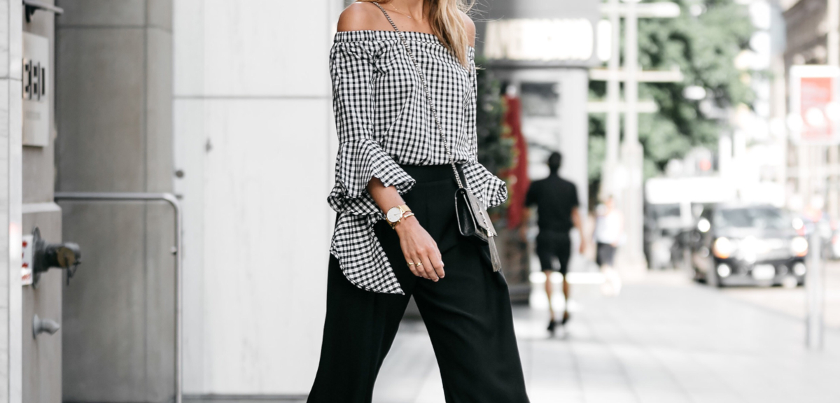 Check Please! 15 Pretty Gingham Pieces To Wear Now
