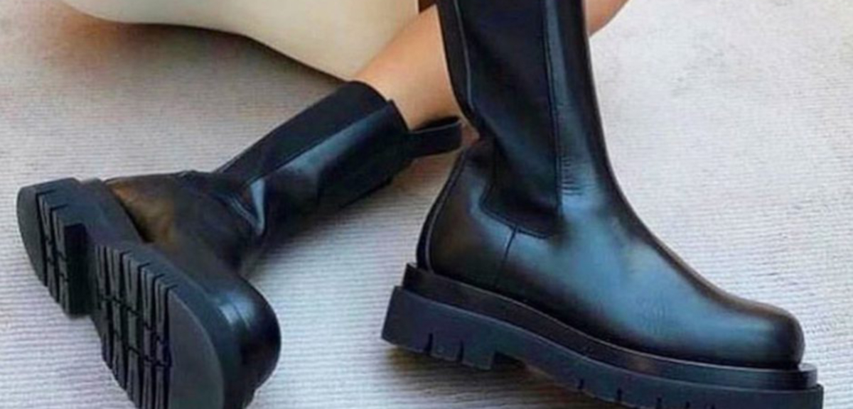 The Chunky Boots To Wear With Anything & Everything