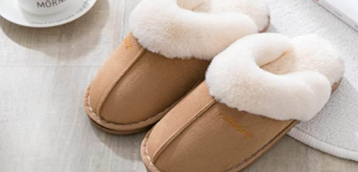 10 Slippers To Help Make Working From Home That Bit Cosier